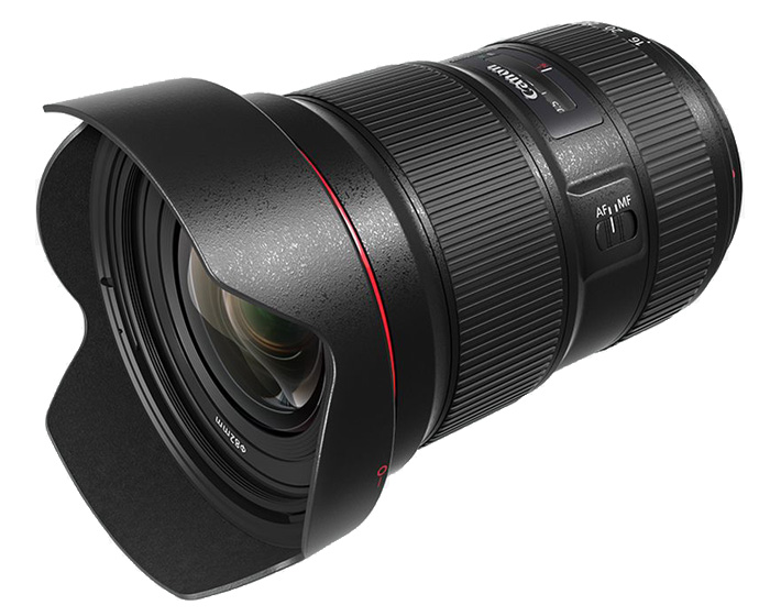 Canon EF 16-35mm F2