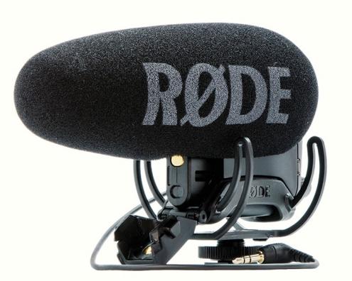 Rode Videomic Pro+ - Kameraverleih Hamburg - 18frames.rentals